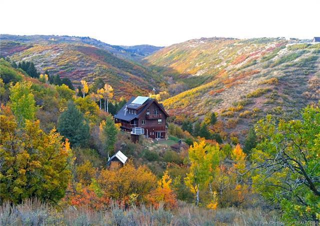 177 W Tollgate Canyon Road, Wanship, UT 84017 (MLS #11900214) :: High Country Properties