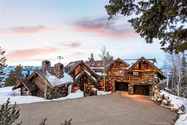 7841 Falcon Ct, Park City, UT 84060 (MLS #11900225) :: High Country Properties