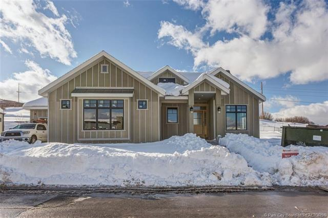 2499 Ledger Way, Park City, UT 84060 (MLS #11900241) :: High Country Properties