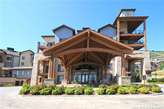 2653 W Canyons Resort Drive #323, Park City, UT 84098 (MLS #11900256) :: High Country Properties