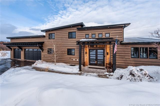 1682 E Oakridge Road, Park City, UT 84098 (MLS #11900266) :: The Lange Group