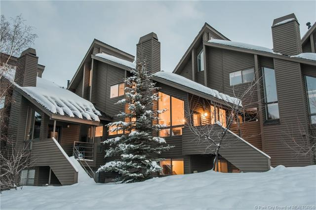 2140 Commanche Trail #39, Park City, UT 84098 (MLS #11900275) :: High Country Properties