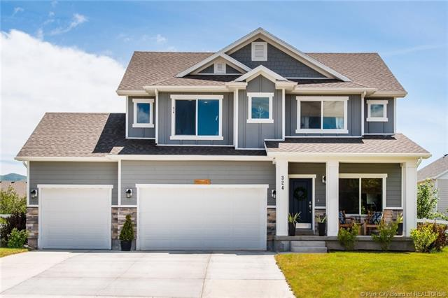324 E 200 South, Midway, UT 84049 (MLS #11900280) :: The Lange Group