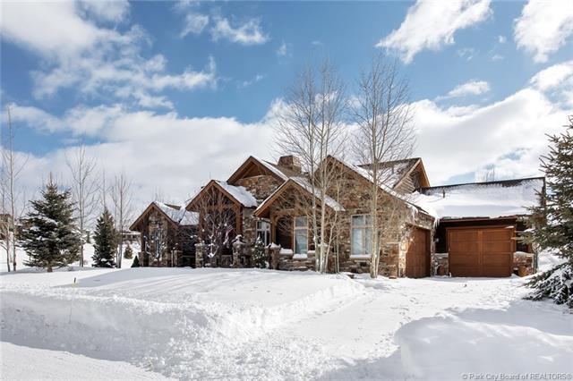 6768 Mineral Loop, Park City, UT 84098 (MLS #11900290) :: High Country Properties