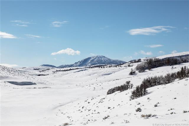 7072 Painted Valley Pass, Park City, UT 84098 (MLS #11900301) :: High Country Properties