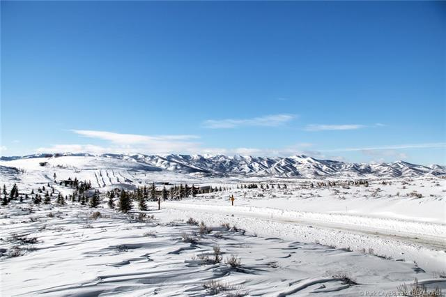 6704 Painted Valley Pass, Park City, UT 84098 (MLS #11900318) :: High Country Properties