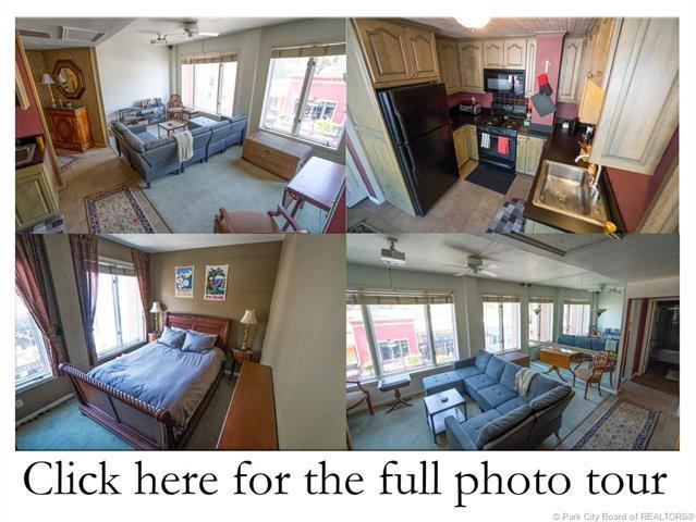 580 Main #407, Park City, UT 84060 (MLS #11900354) :: High Country Properties