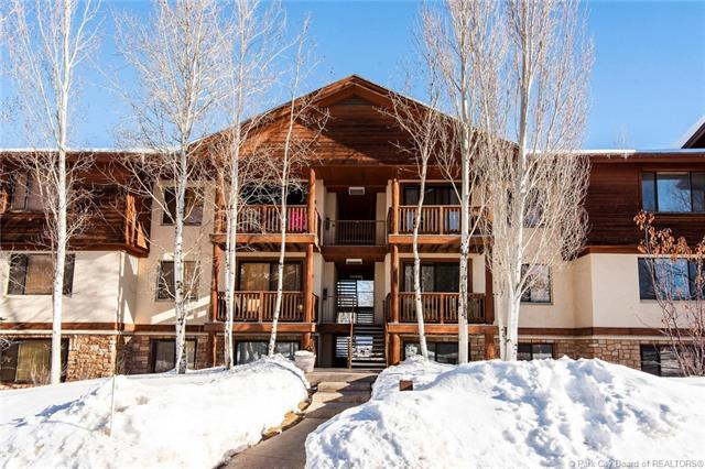 1600 W Pinebrook Boulevard F5, Park City, UT 84098 (MLS #11901427) :: High Country Properties