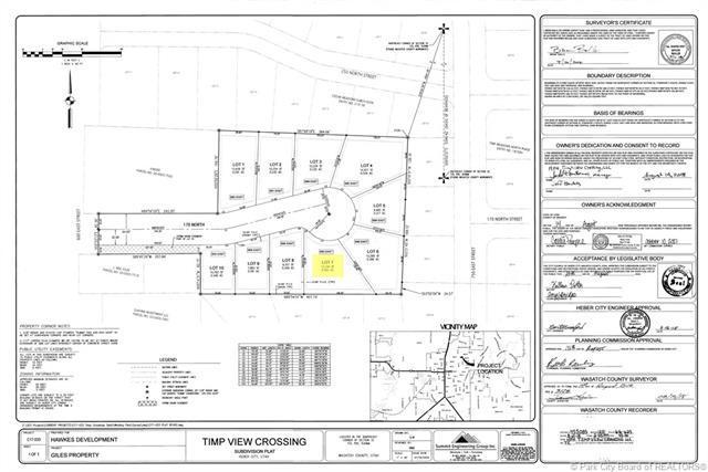 692 E 170 North, Heber City, UT 84032 (MLS #11901433) :: High Country Properties