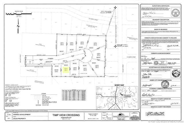 668 E 170 North, Heber City, UT 84032 (MLS #11901434) :: High Country Properties