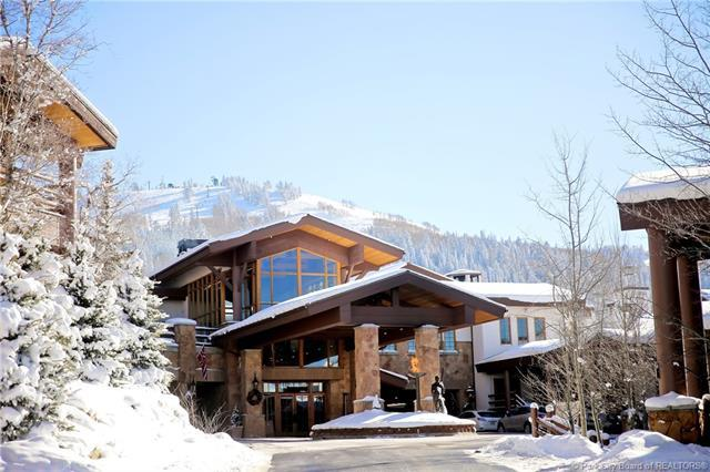 7700 Stein Way #218, Park City, UT 84060 (MLS #11901435) :: High Country Properties