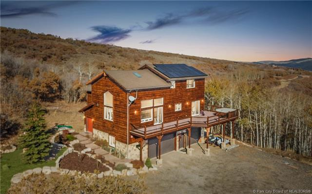 1689 Lower Cove Road, Park City, UT 84098 (MLS #11901441) :: High Country Properties