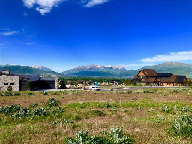 746 N Haystack Mountain Dr (Lot 323), Heber City, UT 84032 (MLS #11901482) :: High Country Properties
