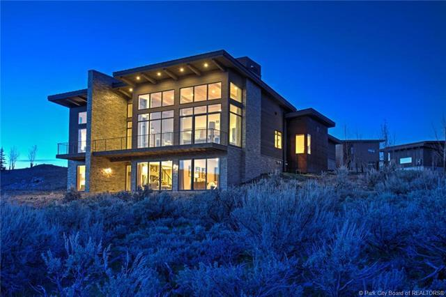 6909 Golden Bear Loop, Park City, UT 84098 (MLS #11901483) :: High Country Properties