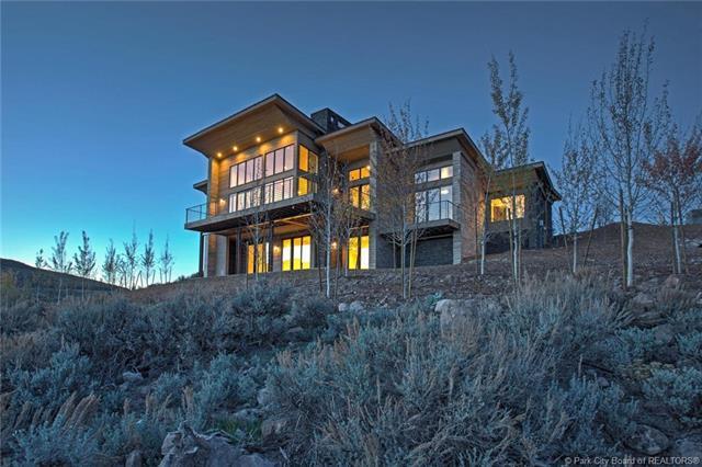 6699 Golden Bear Loop West, Park City, UT 84098 (MLS #11901486) :: High Country Properties