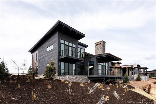 6768 Golden Bear Loop, Park City, UT 84098 (MLS #11901495) :: High Country Properties