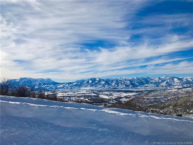1863 S Ridgeline Drive, Heber City, UT 84032 (MLS #11901506) :: High Country Properties
