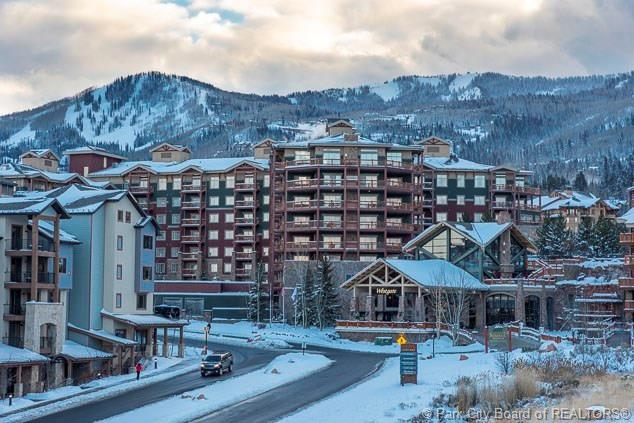 3000 Canyons Resort Drive #4805, Park City, UT 84098 (MLS #11901507) :: High Country Properties