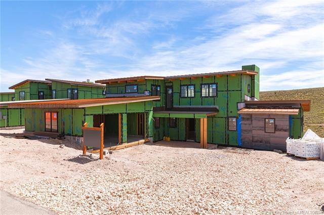 6784 Golden Bear Loop, Park City, UT 84098 (MLS #11901513) :: High Country Properties