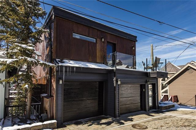 243 Ontario Avenue, Park City, UT 84060 (MLS #11901515) :: High Country Properties