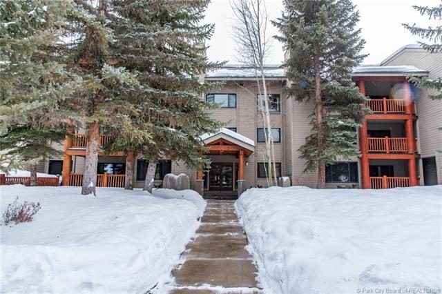405 Silver King Drive #102, Park City, UT 84060 (MLS #11901559) :: High Country Properties