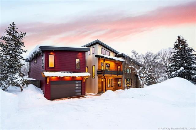 1572 W Village Round Drive, Park City, UT 84098 (MLS #11901588) :: High Country Properties