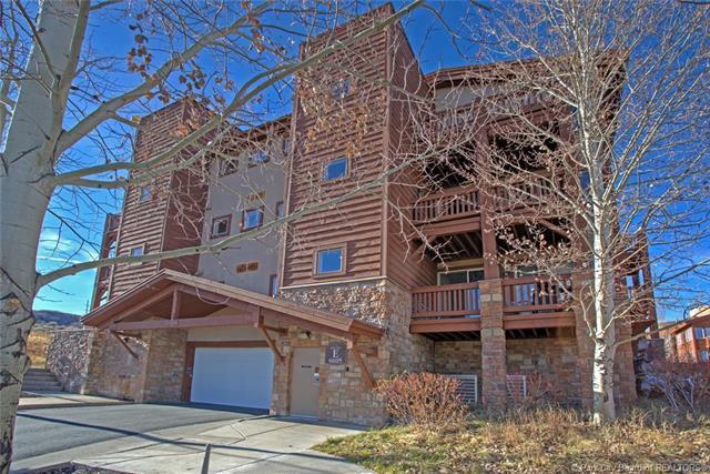 6605 N 2200 West #205, Park City, UT 84098 (MLS #11901612) :: High Country Properties