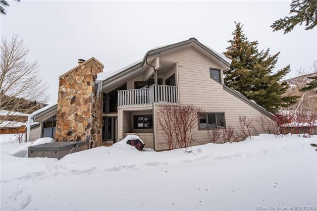 1436 Deer Valley Drive #10, Park City, UT 84060 (MLS #11901613) :: The Lange Group