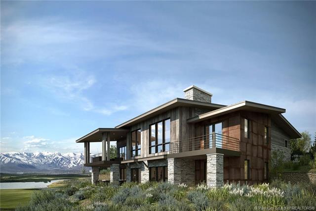 6857 Golden Bear Loop, Park City, UT 84098 (MLS #11901741) :: High Country Properties