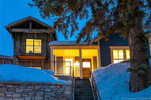 422 Ontario Avenue, Park City, UT 84060 (MLS #11901800) :: Lawson Real Estate Team - Engel & Völkers