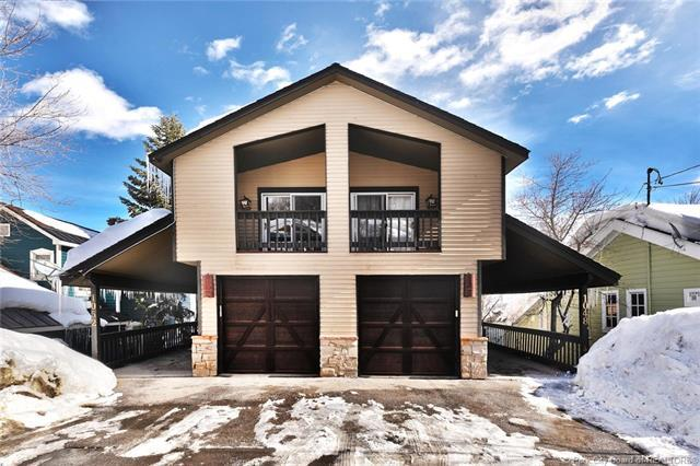 1048 & 105 Empire Avenue A & B, Park City, UT 84060 (MLS #11901858) :: High Country Properties