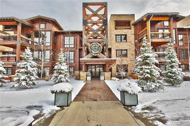 2800 Deer Valley Drive East #6239, Park City, UT 84060 (MLS #11901871) :: High Country Properties