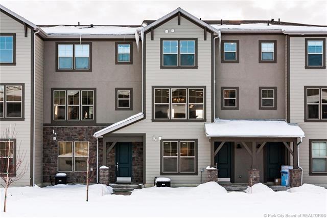 13788 N Wasatch Springs Lane L5, Kamas, UT 84036 (MLS #11901880) :: High Country Properties