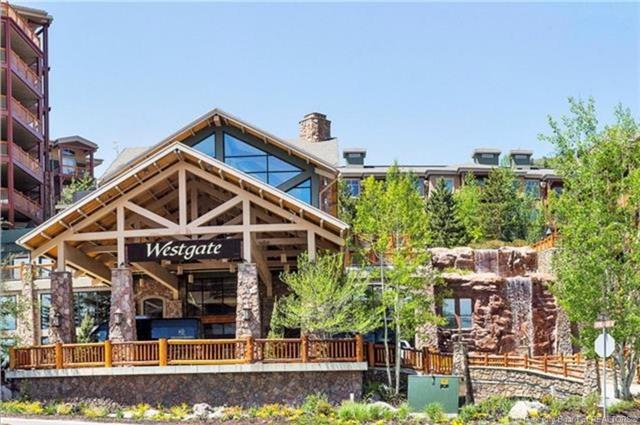 3000 Canyons Resort Drive #4610, Park City, UT 84098 (MLS #11901894) :: High Country Properties