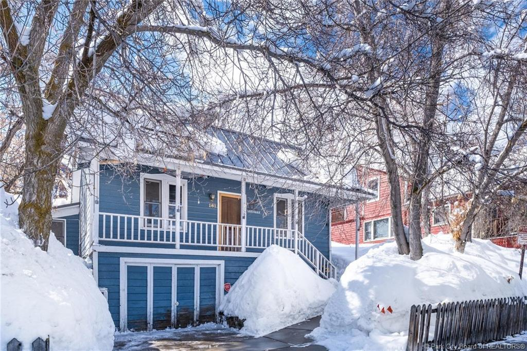 161 Park Avenue, Park City, UT 84060 (MLS #11901897) :: Lawson Real Estate Team - Engel & Völkers