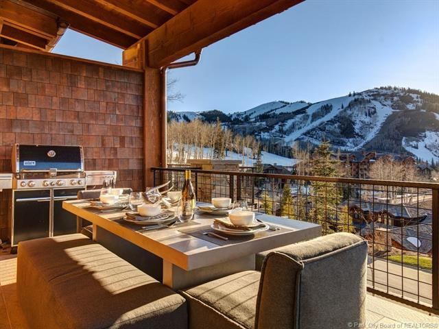 65 Silver Strike Trail #8, Park City, UT 84060 (MLS #11901899) :: High Country Properties