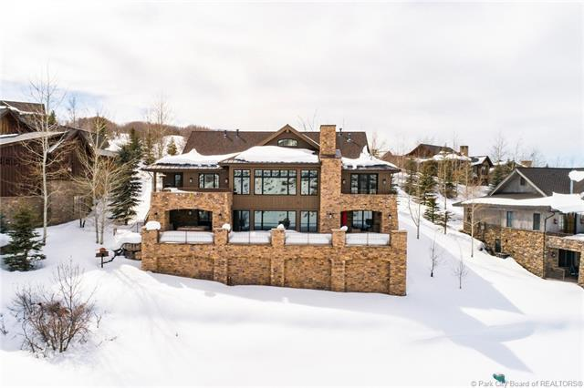 8787 N Ranch Club Court, Park City, UT 84098 (MLS #11901967) :: High Country Properties