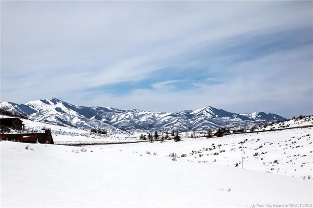 7703 N Fire Ring Glade, Park City, UT 84098 (MLS #11901969) :: High Country Properties