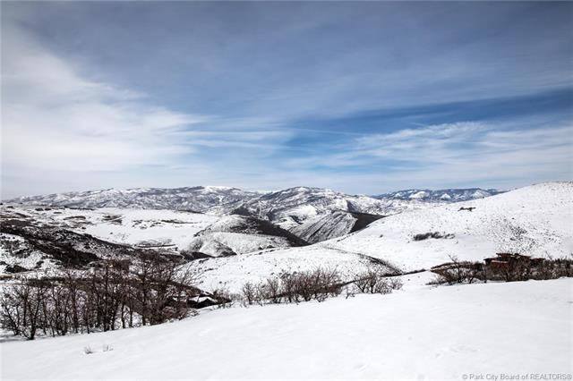 7702 N Fire Ring Glade, Park City, UT 84098 (MLS #11901972) :: High Country Properties