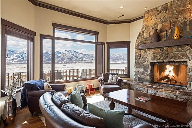6090 Old Ranch Road, Park City, UT 84098 (MLS #11901989) :: High Country Properties
