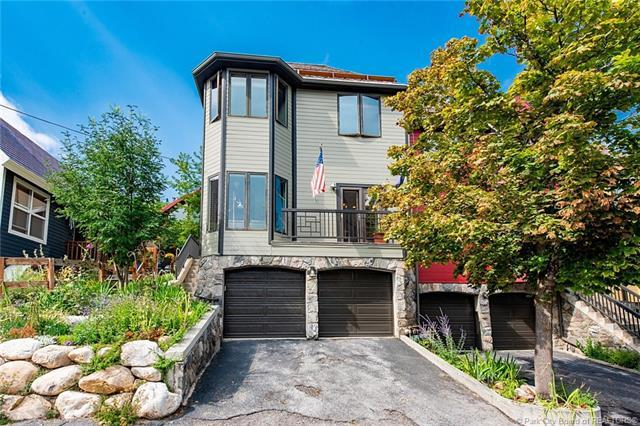929 Woodside Avenue #1, Park City, UT 84060 (MLS #11901993) :: High Country Properties
