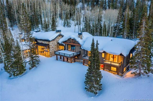 149 White Pine Canyon Road, Park City, UT 84060 (MLS #11902000) :: High Country Properties
