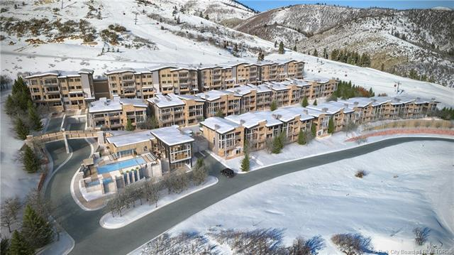 2752 High Mountain Road #308, Park City, UT 84098 (MLS #11902019) :: The Lange Group