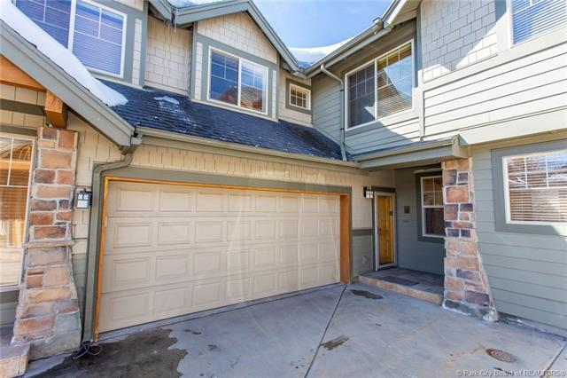 5975 N Fox Point Circle C1, Park City, UT 84098 (MLS #11902041) :: Lookout Real Estate Group