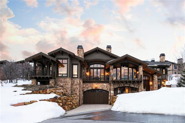 1439 Wild Rose Court, Park City, UT 84060 (MLS #11902042) :: High Country Properties