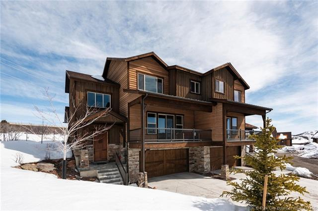 1713 E Viewside Circle, Hideout, UT 84036 (MLS #11902044) :: The Lange Group