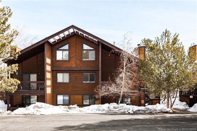 2025 Canyons Resort Drive T-3, Park City, UT 84098 (MLS #11902068) :: The Lange Group