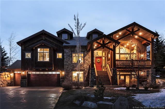3648 W Wrangler Way, Park City, UT 84098 (MLS #11902096) :: Lookout Real Estate Group