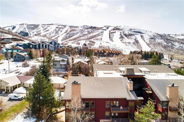 1375 Woodside Avenue #208, Park City, UT 84060 (MLS #11902118) :: Lookout Real Estate Group