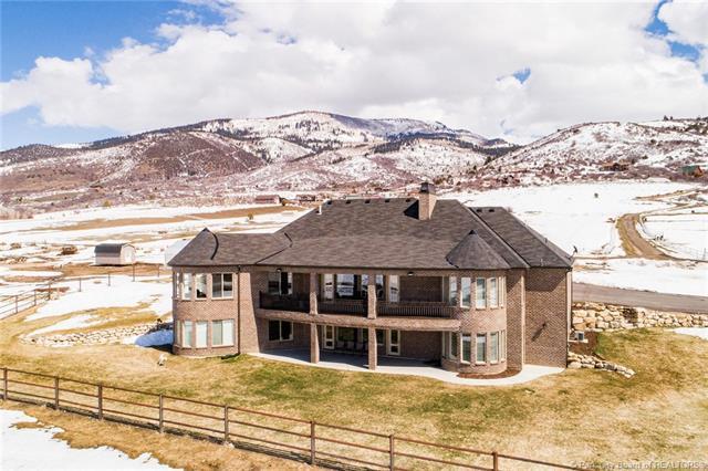 1009 Farmer Lane, Kamas, UT 84036 (MLS #11902165) :: Lawson Real Estate Team - Engel & Völkers